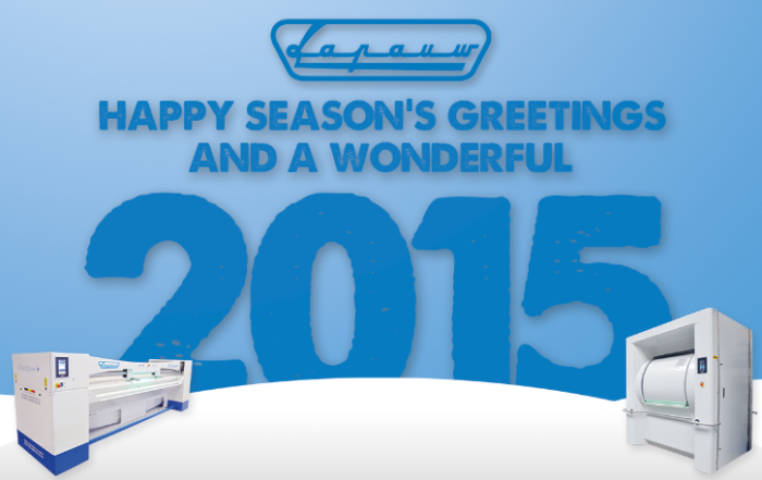 Season's Greetings from Lapauw