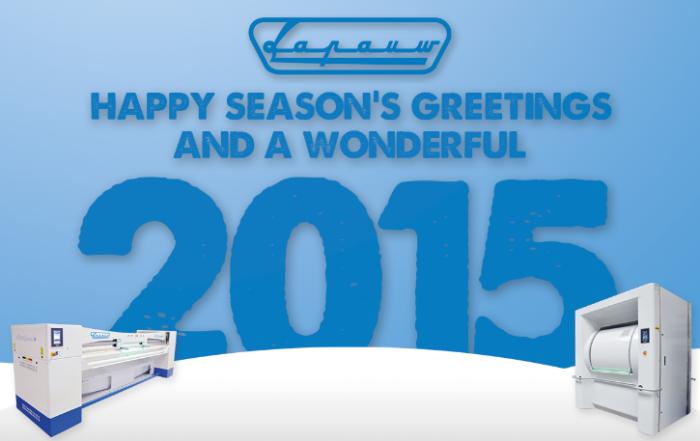 Season's Greetings from Lapauw